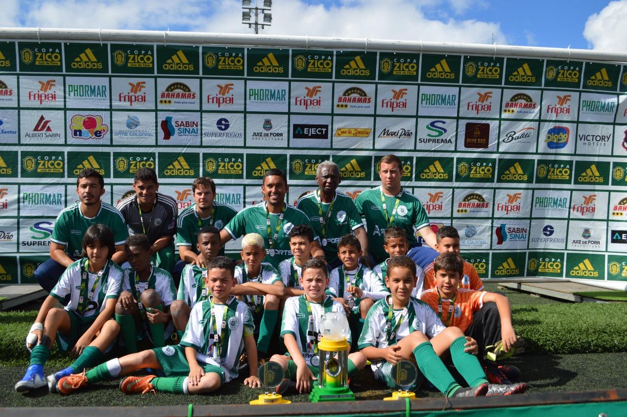 Equipe Sub-13, Copa Zico Inverno
