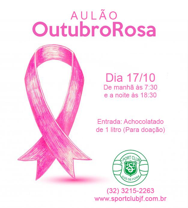 Aulão Outubro Rosa