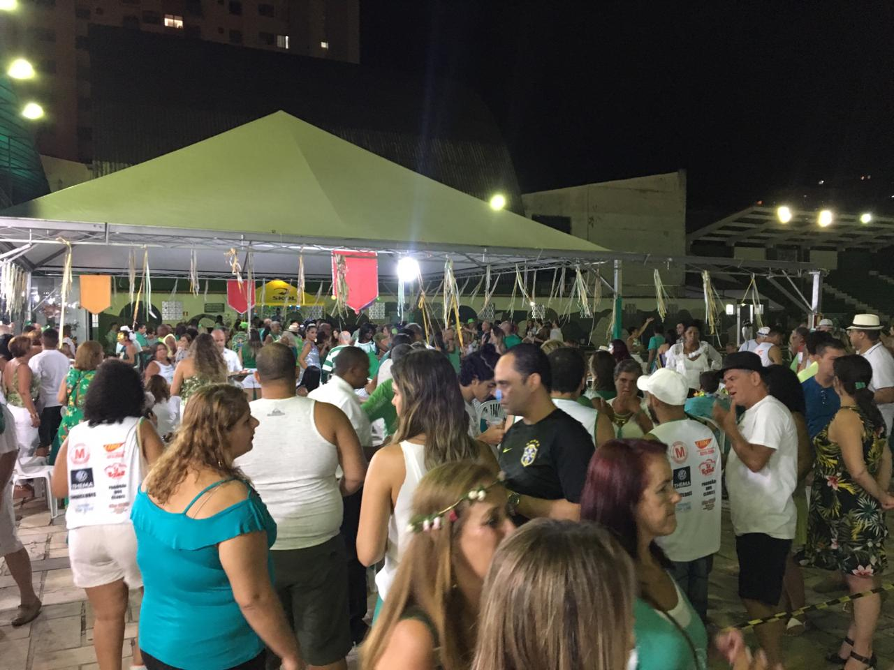 Fotos do Baile Verde e Branco 2019