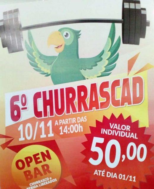 6º Churrascad