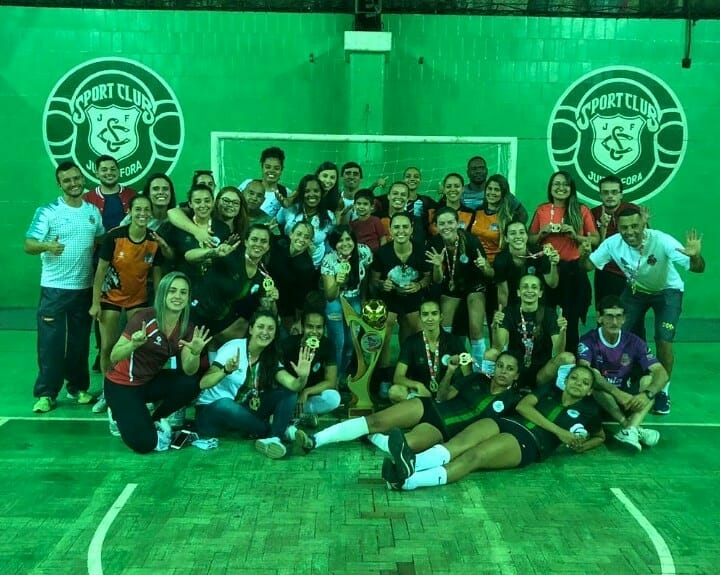 Sport Club JF segue invicto