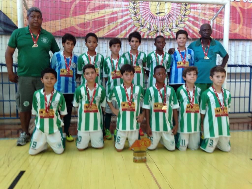 Read more about the article Sport Club Juiz de Fora é campeão mineiro no futsal sub-11