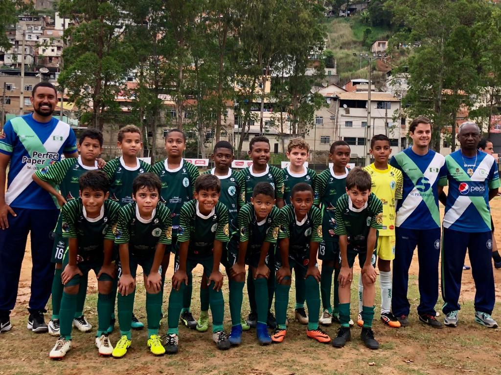 Read more about the article Copa Bahamas. Equipes do verdão nas finais