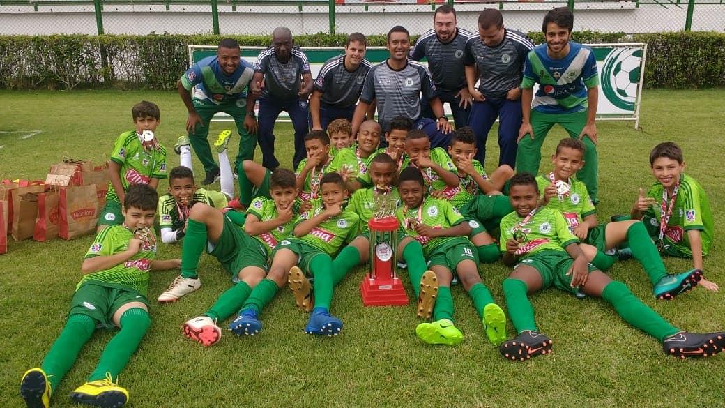 Sport CAMPEÃO da Copa Bahamas categoria Sub 11