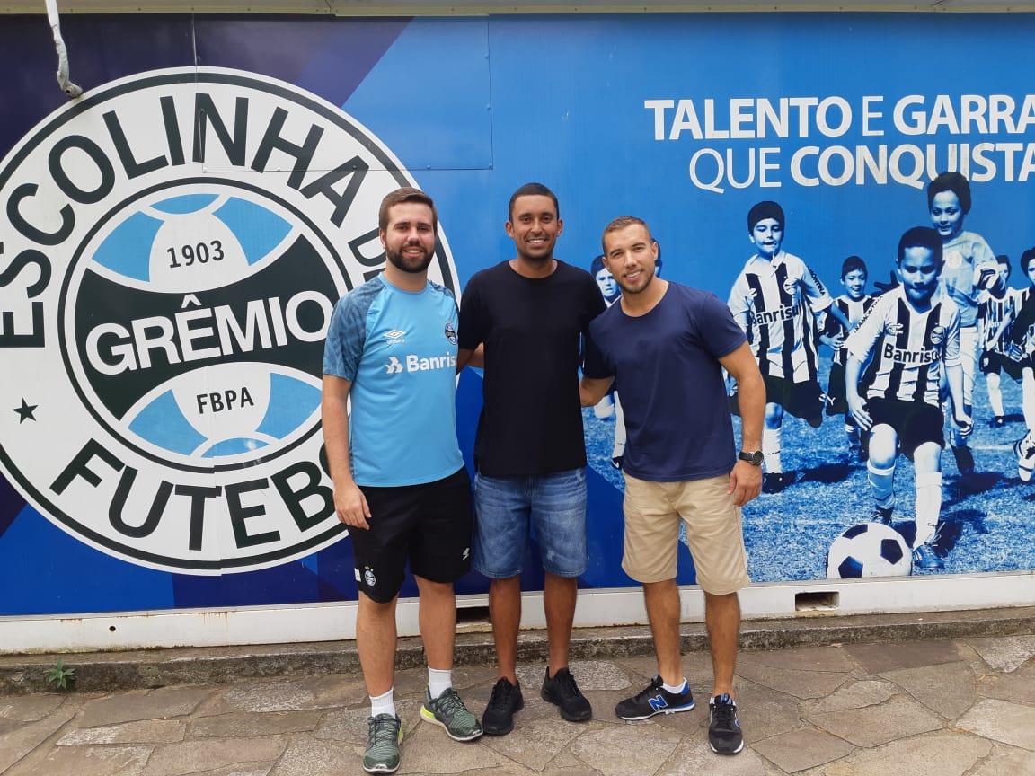 Intercâmbio Sport Club JF e Grêmio
