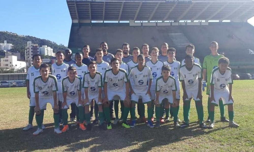 Sport Club disputa competição de base em Santa Catarina