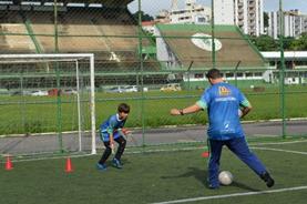 Sport Club Juiz de Fora investe em treinamento e capacitação de goleiros